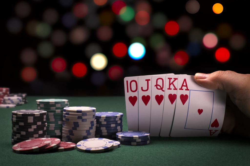 Quick poker tricks