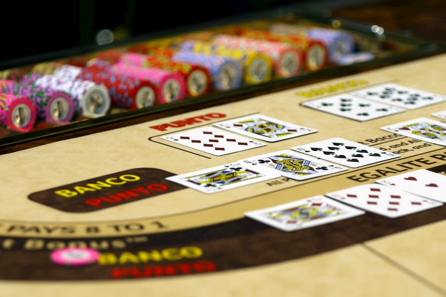 Win At Online Baccarat